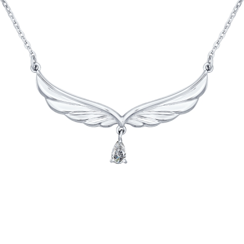 Колье-крылья