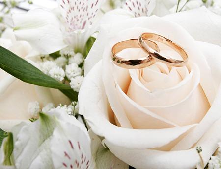 Гладкие обручальные кольца в Казани