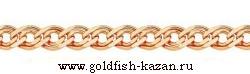 Золотая цепь плетение Нонна