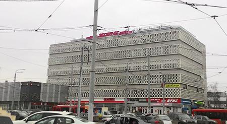 Офис ювелирной компании Золотая Рыбка