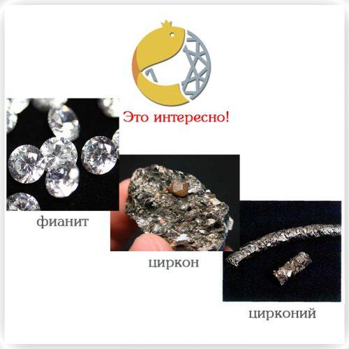 Фианит или циркон